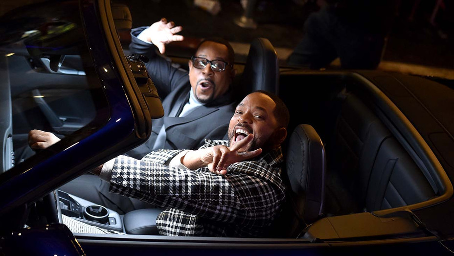 Will Smith and Martin Lawrence - Getty - H 2020