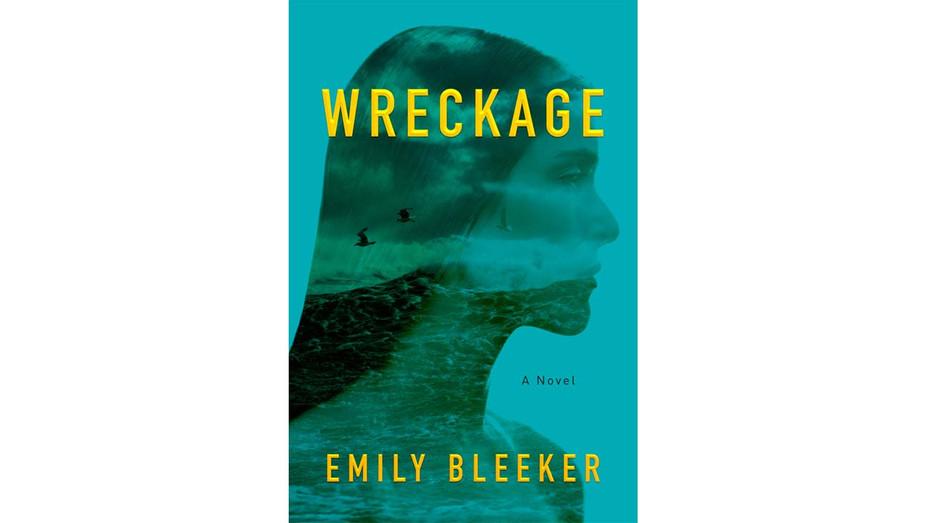 Wreckage book cover - Publicity - H 2020
