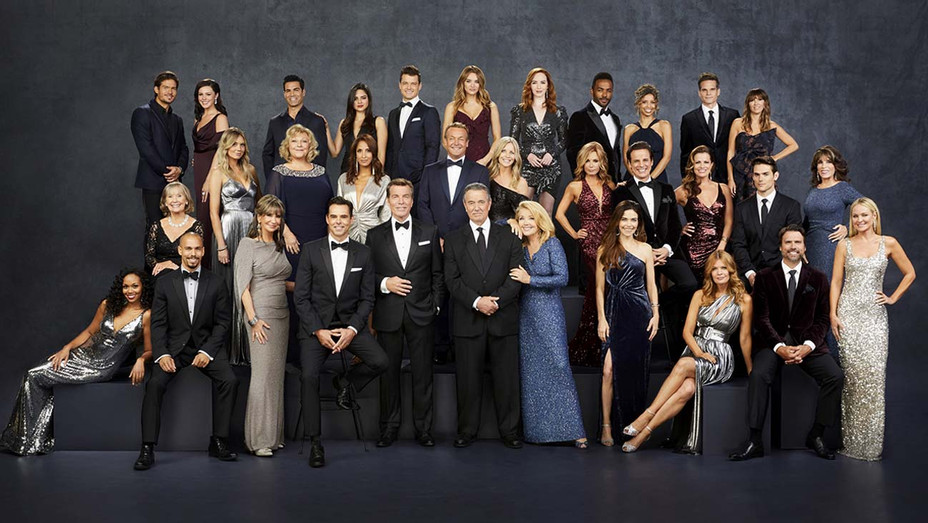 Young and the Restless - CAST PHOTO - Publicity - H 2020