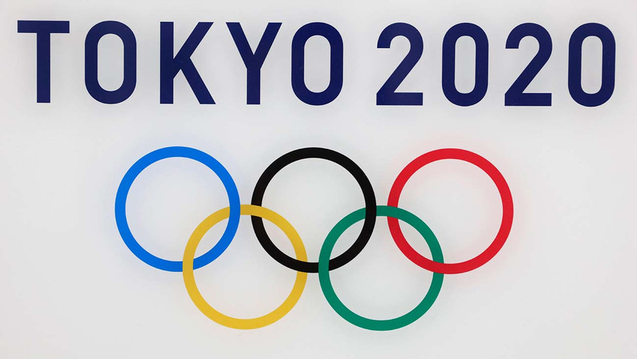 ONE TIME USE ONLY - Olympics 2020 Signs Tokyo Japan - 09 Jan 2020 - AP Shutterstock -H 2020