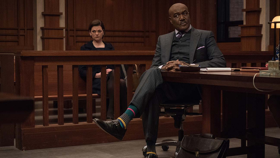Delroy Lindo The Good Fight - Publicity - H 2020