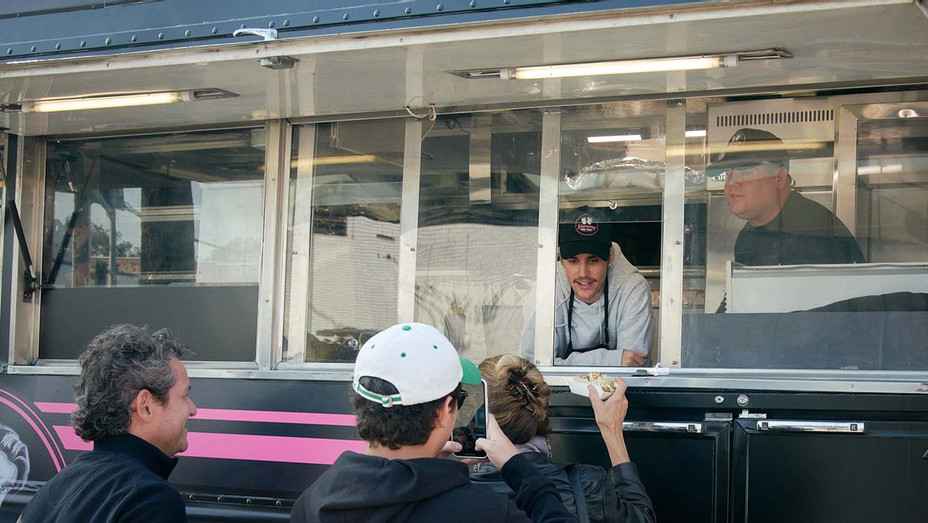 Justin Bieber joins James Corden on The Late Late Show - Food Truck - Publicity -H 2020