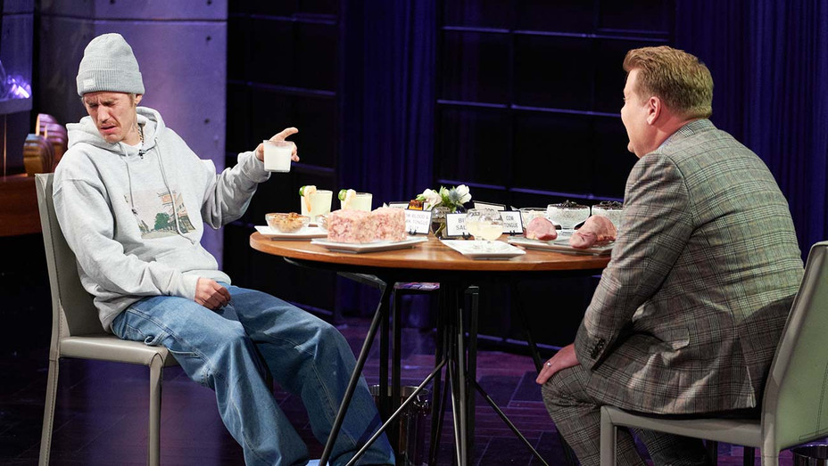 The Late Late Show with James Corden - Justin Bieber - Publicity - H 2020