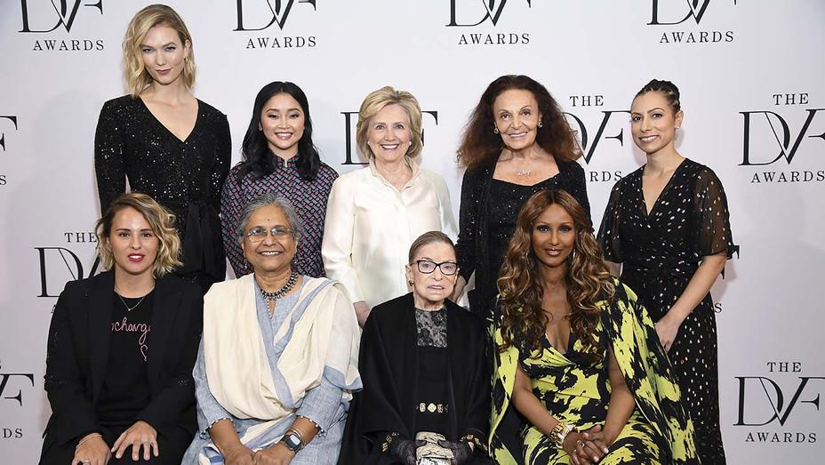 Diane von Furstenberg Hosts 2020 DVF Awards - Getty - H 2020