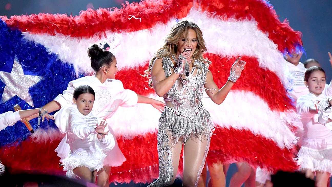 Jennifer Lopez Reveals Why She Featured Dual American-Puerto Rican Flag Cape, Kids in Cages During Super Bowl Halftime Show
