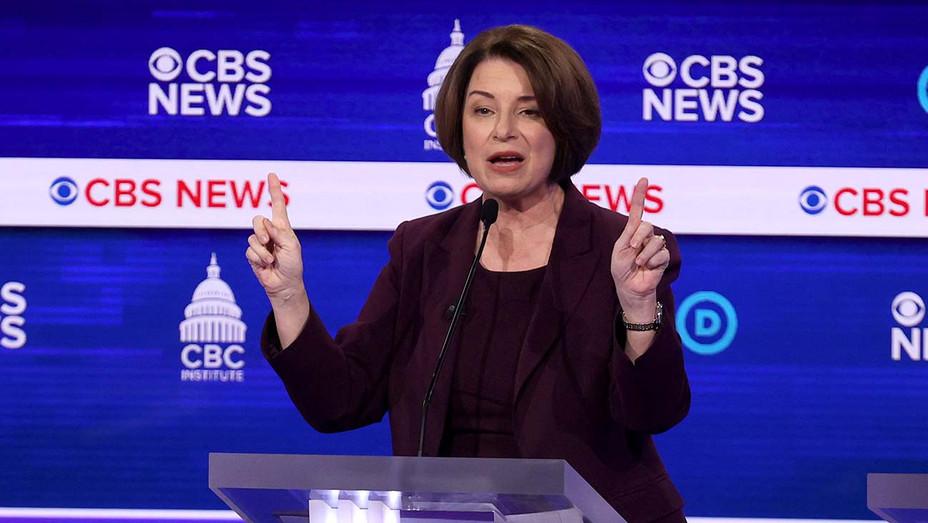 Amy Klobuchar_Democratic Debate_02-25-20 - Getty - H 2020