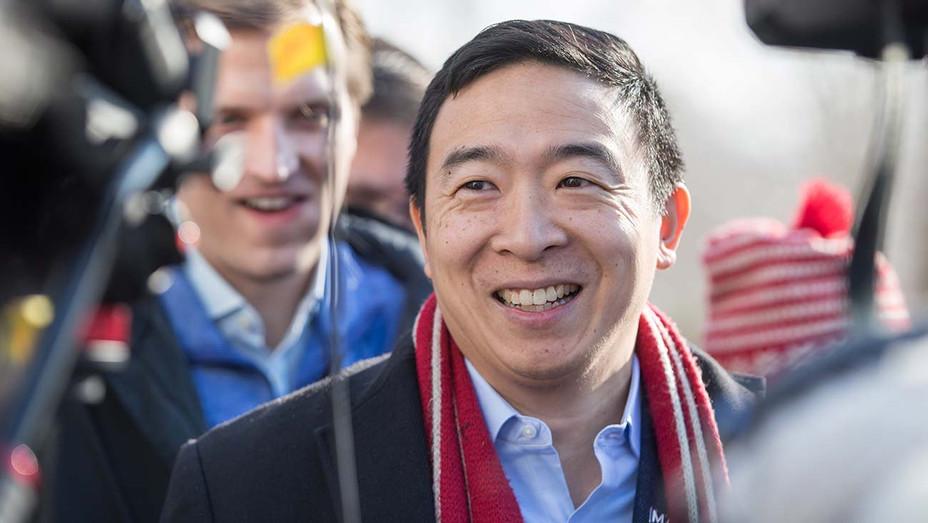 Andrew Yang - Getty - H 2020