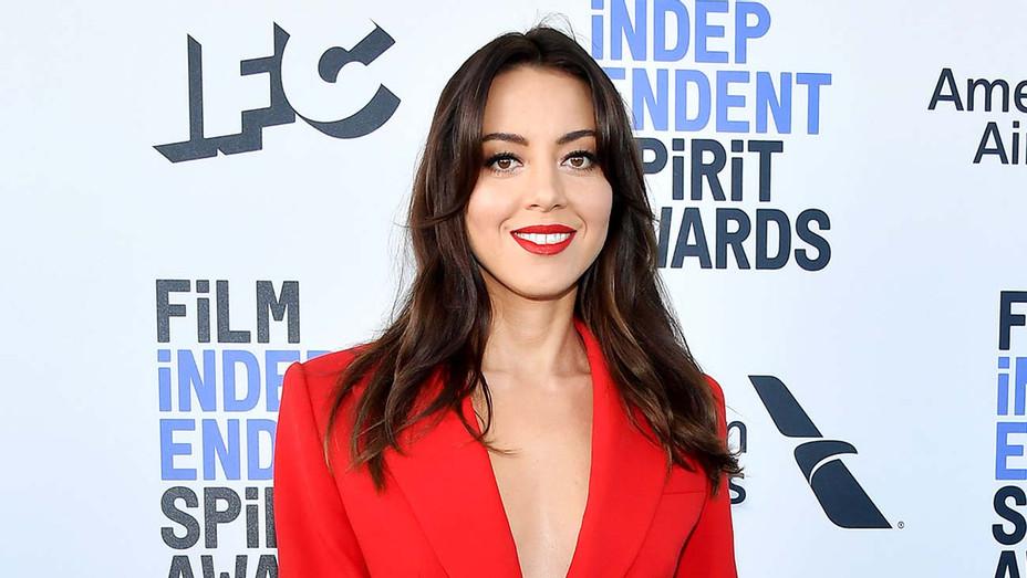 Aubrey Plaza - 2- 2020 Film Independent Spirit Awards  - Getty - H 2020