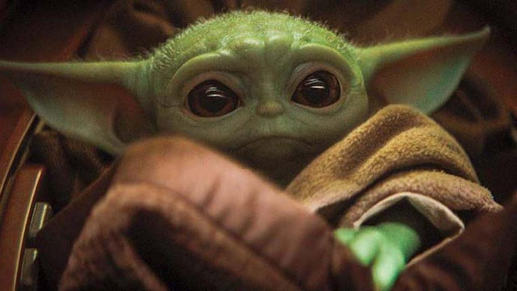 Star Wars Mandalorian The Child Baby Yoda Animatronic PRIORITY S/&H SHIPS TODAY
