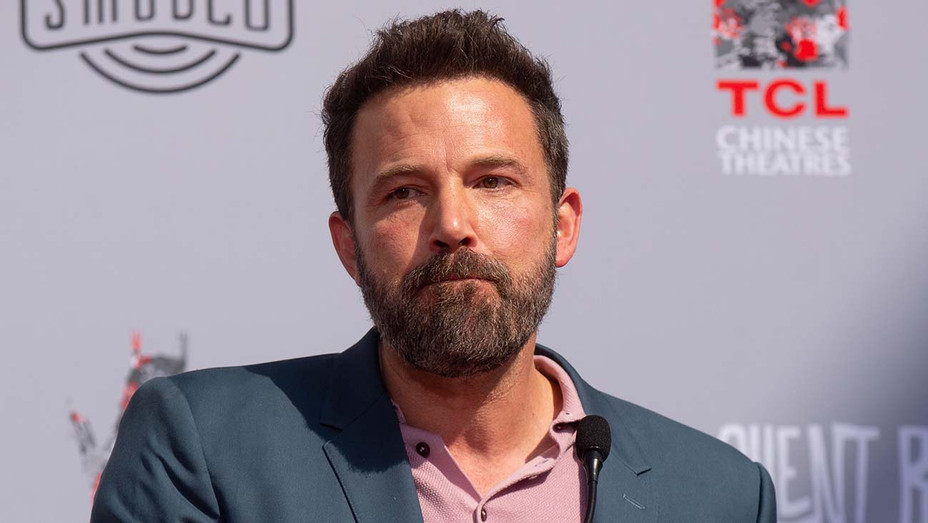 Ben Affleck Serious - Getty - H 2020