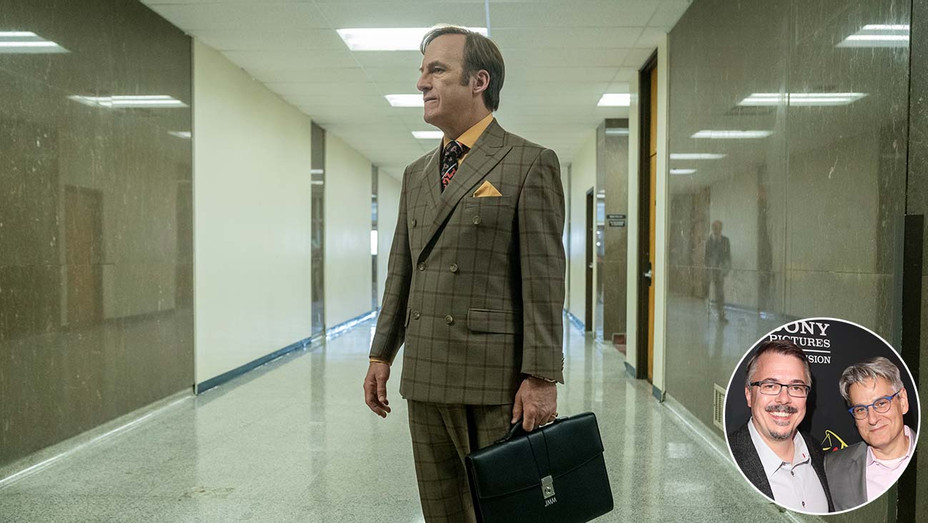 Better Call Saul_Vince Gilligan and Peter Gould_Inset - Publicity - H 2020