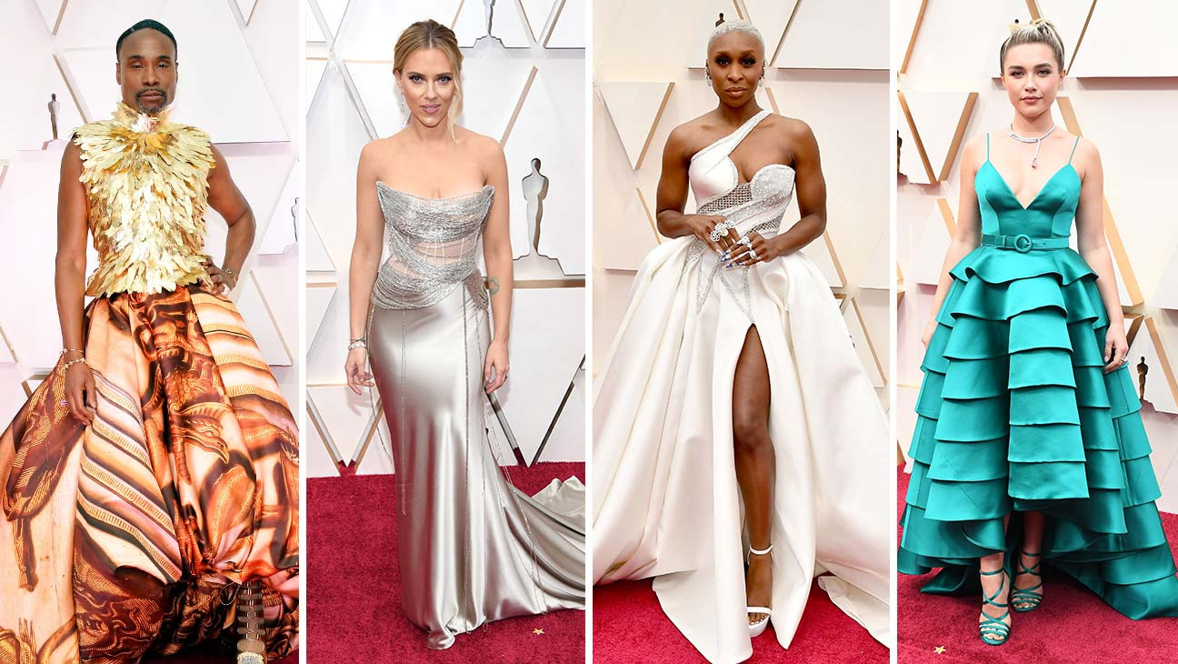 15 Most Memorable Fashion Looks At The Oscars Hollywood Reporter