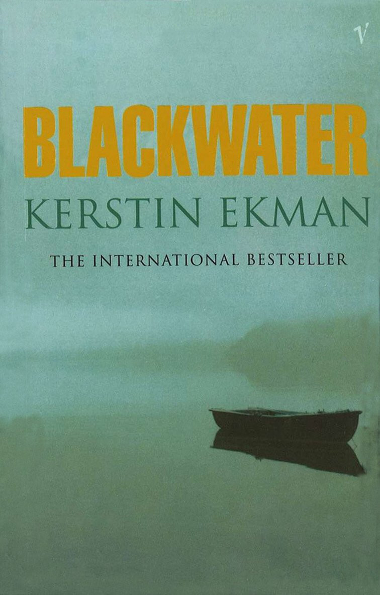 Blackwater Novel Cover