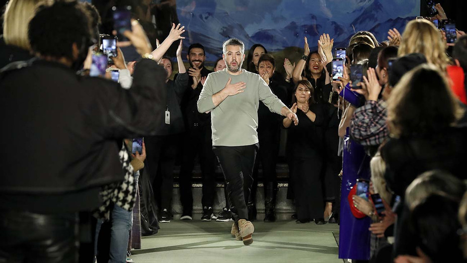 Brandon Maxwell walks the runway at Brandon Maxwell during New York Fashion Week: The Shows at American Museum of Natural History - Getty - H 2020