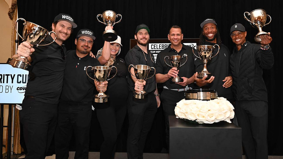 TEAM WOODS TAKES 2020 CELEBRITY CUP - Publicity-H 2020