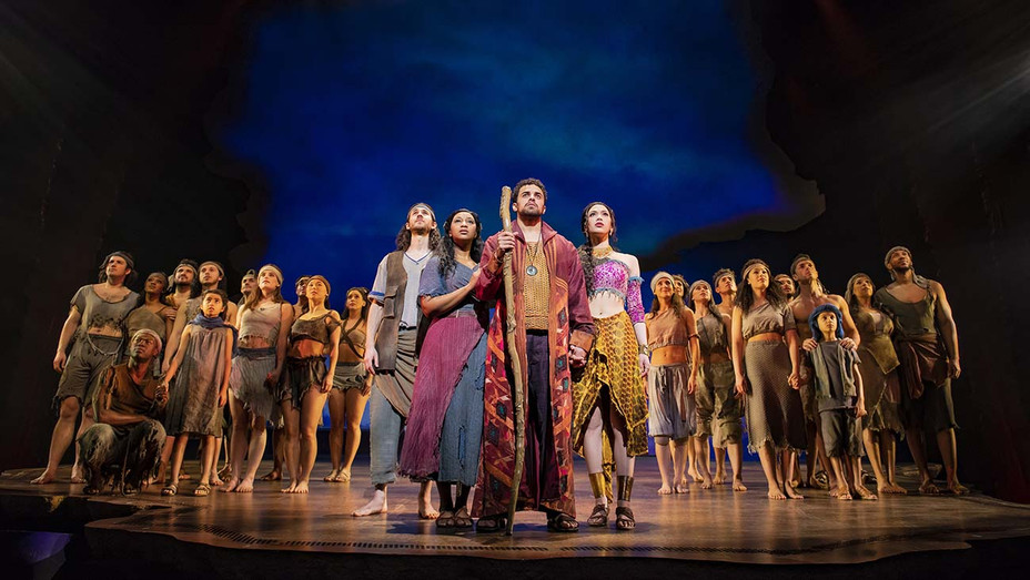 The Prince of Egypt, London Theatre - Production Still 1 - Publicity-H 2020