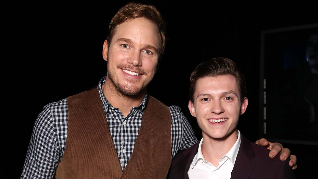 Tom Holland Surprises Chris Pratt During Audience Q A On Jimmy Kimmel Live Hollywood Reporter Kevin kimmel is an american actor known for his role in the series 'crank yankers'. tom holland surprises chris pratt
