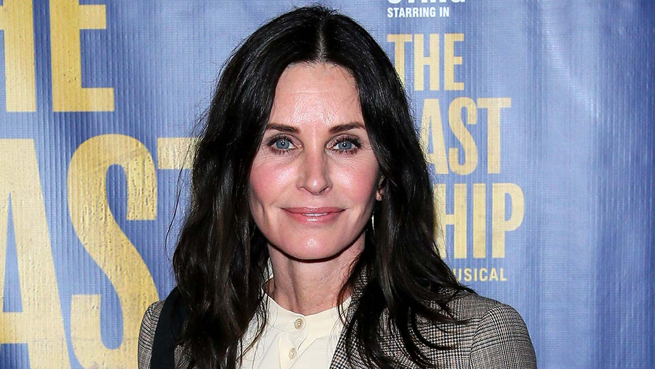 Courteney Cox Returning for 'Scream' Relaunch