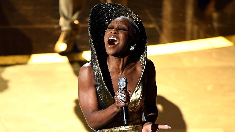 Cynthia Erivo performs onstage during the 92nd Annual Academy Awards - Getty - H 2020