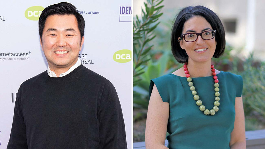 David Ryu and Sarah Kate Levy- Split-H 2020