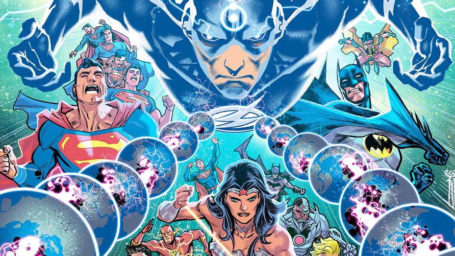 DC to Reveal Hidden History With 'Generation' Comics   Hollywood Reporter
