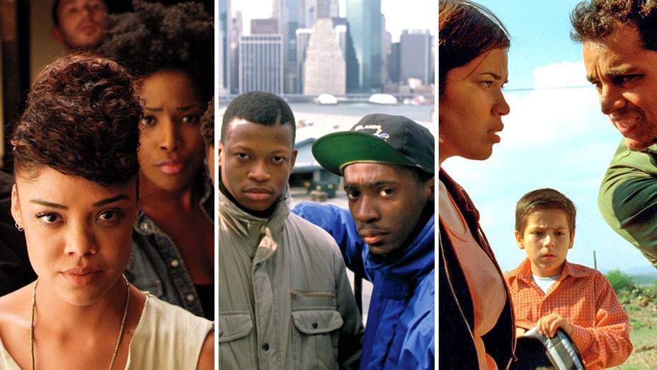Dear White People - Straight out of Brooklyn - Under the Same Moon - Photofest stills - Split - H 2020