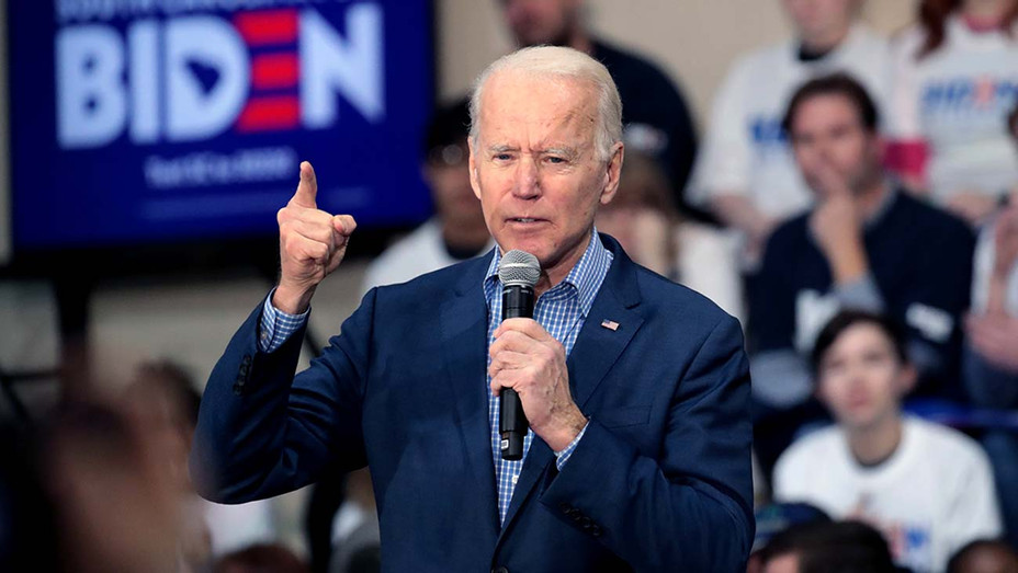 Democratic presidential candidate former Vice President Joe Biden-Getty - H 2020