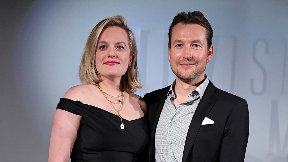 ONE TIME USE ONLY -Elisabeth Moss and Leigh Whannell - Getty - H 2020