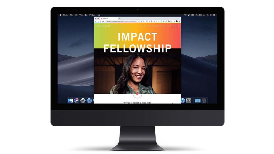 Endeavor Impact Fellowship - Publicity - H 2020