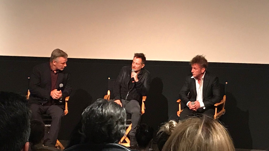 Sean Penn, Alec Baldwin UTA Screening - Embed - H 2020