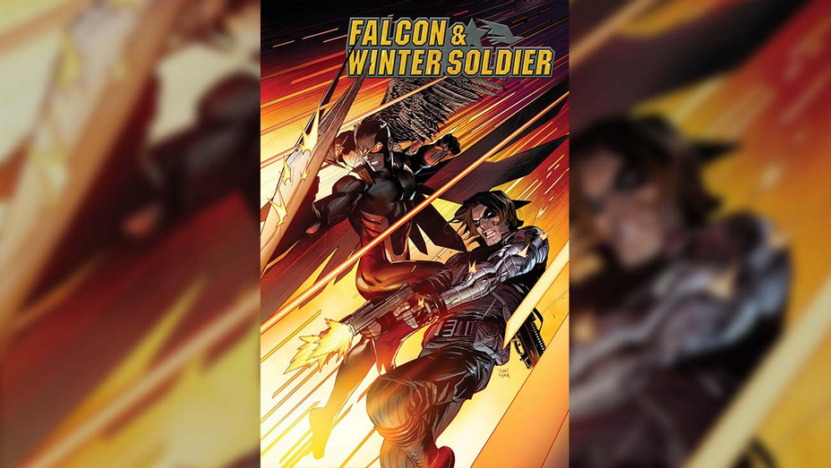 Falcon & The Winter Soldier Cover - Publicity - H 2020