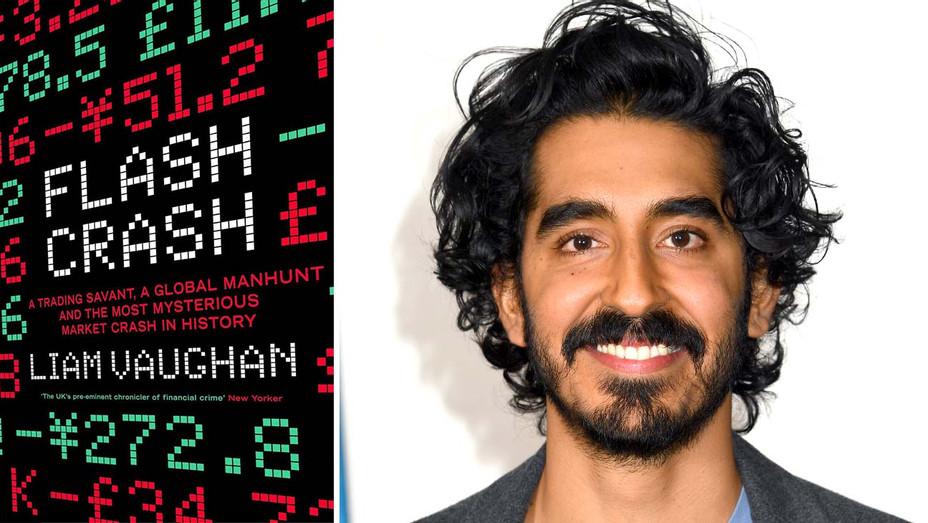 Flash Crash book - Dev Patel- Publicity - Getty - Split - H 2020