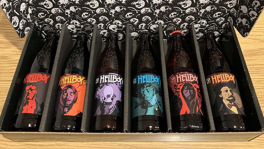 Hellboy Collectors Beer - Publicity - H 2020