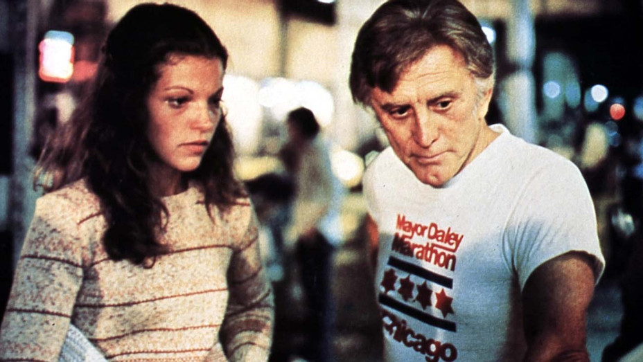 The Fury (1978) - Amy Irving, Kirk Douglas-Split-Photofest 2-H 2020
