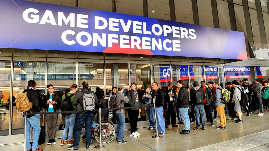 Game Developers Conference - Publicity - H 2020