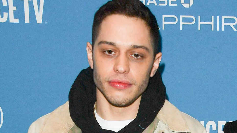 Pete Davidson attend the 'Big Time Adolescence' Premiere during the 2019 - GEtty-H 2020