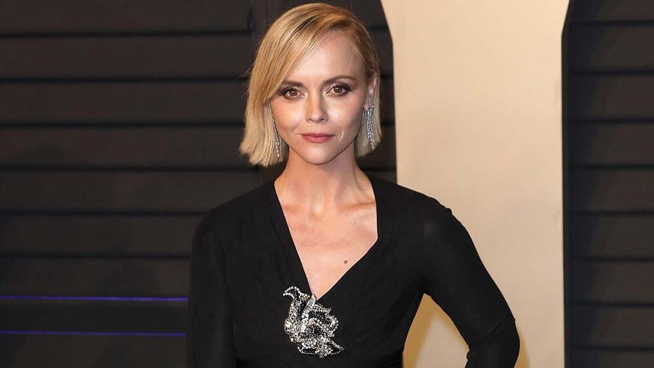 Christina Ricci attends the 2019 Vanity Fair Oscar Party - Getty -H 2020
