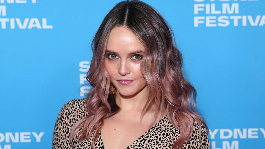 Rebecca Breeds attends the world premiere of Slam during the Sydney Film Festival 2019- Getty-H 2020