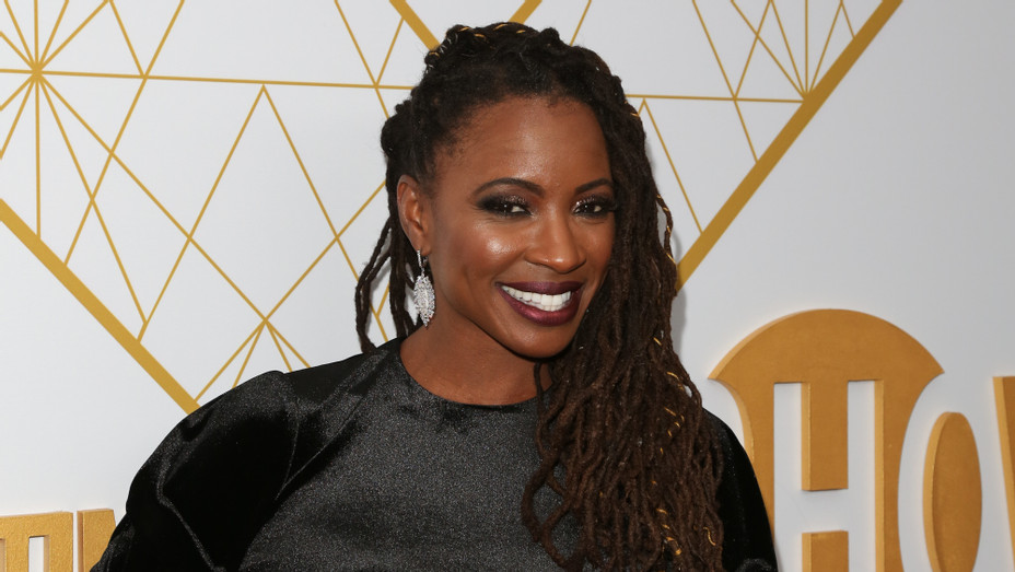 Shanola Hampton attends the Showtime Emmy eve nominees celebrations - GEtty-H 2020