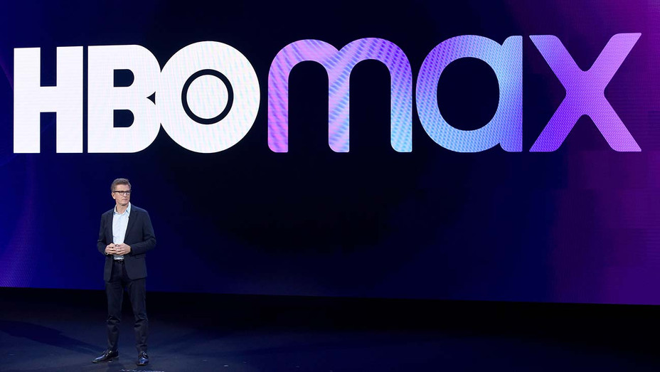 Kevin Reilly, Content Officer of HBO Max onstage at HBO Max WarnerMedia Investor Day - Getty-H 2020