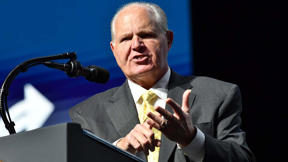Rush Limbaugh Turning Point USA Student Action Summit - Getty - H 2020