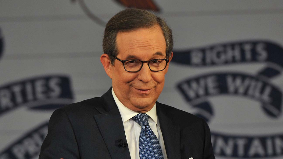 Chris Wallace during a FOX News Channel Town Hall -January 26, 2020- Getty-H 2020