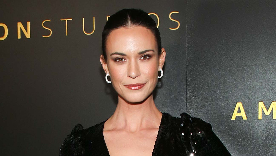 Odette Annable attends Amazon Studios Golden Globes after party - Getty-H 2020