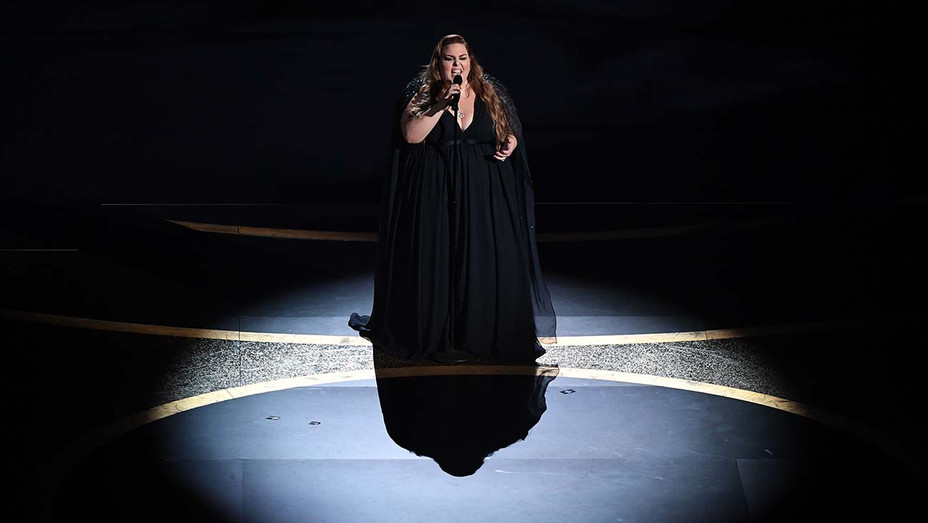 Chrissy Metz Performs at Academy Awards - Getty - H 2020