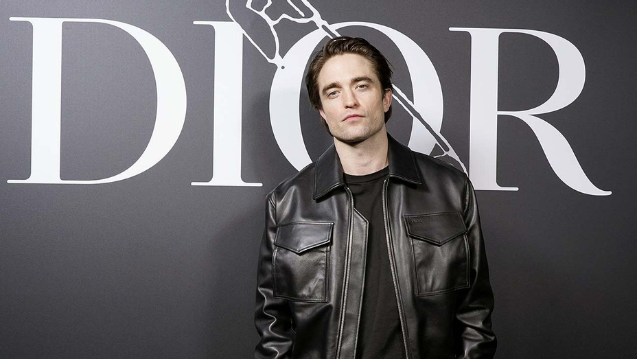 Robert Pattinson attends the Dior Homme Menswear Fall Winter 2020-2021 show - GEtty-H 2020