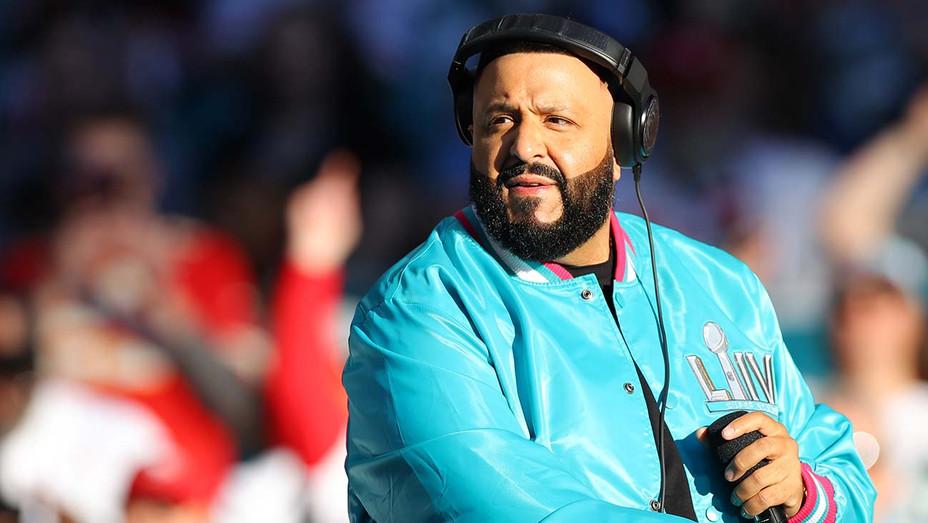 DJ Khaled Super Bowl LIV - Getty - H 2020
