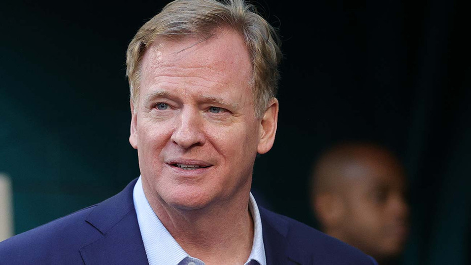 Roger Goodell NFL Commissioner Super Bowl LIV - Getty - H 2020