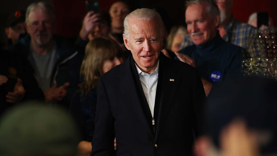 Presidential candidate Joe Biden - Getty - H 2020