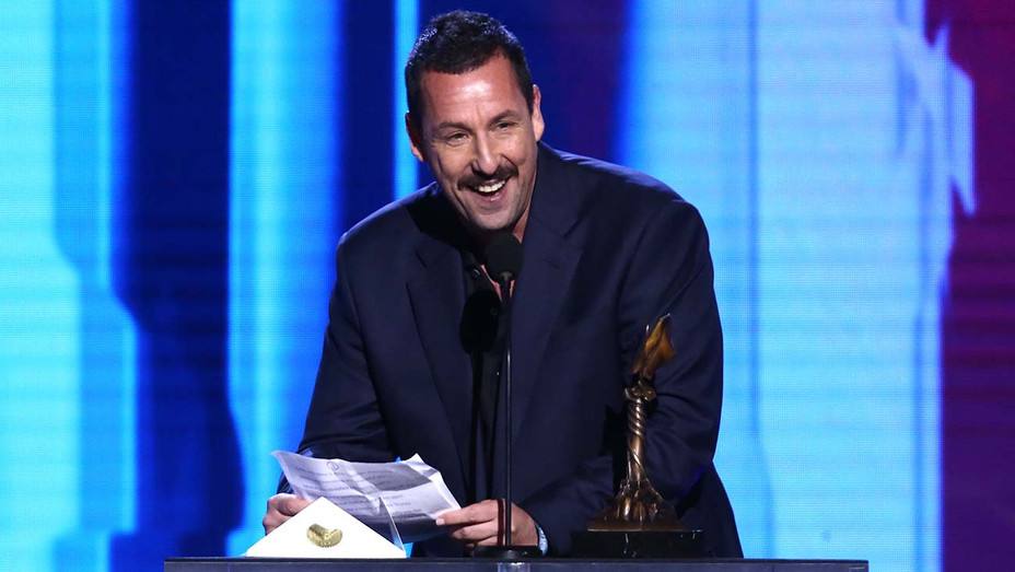 Adam Sandler -Best Male Lead award for 'Uncut Gems' 2020 Film Independent Spirit - Happy-H 2020