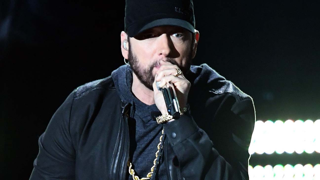 "Eminem Says You've Only Got ""One Opportunity"" in Biden Campaign Video"